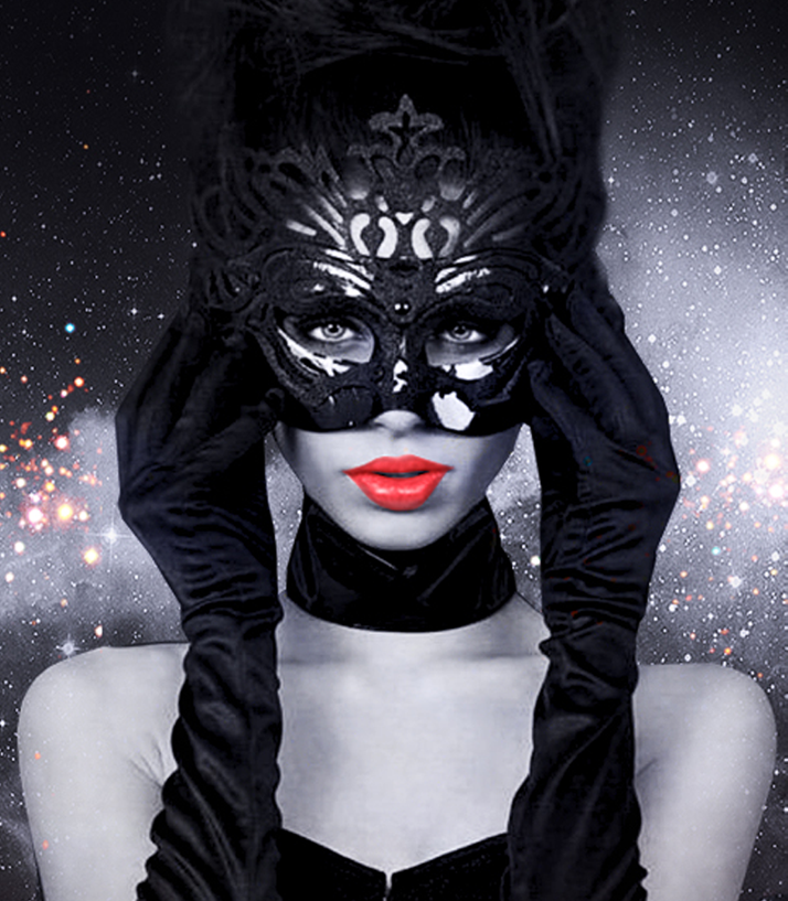 New Year's Eve Masked Ball at Hudson Station in New York City